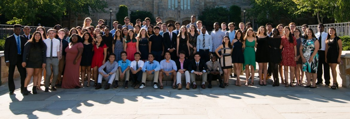 First-year Scholars at Yale